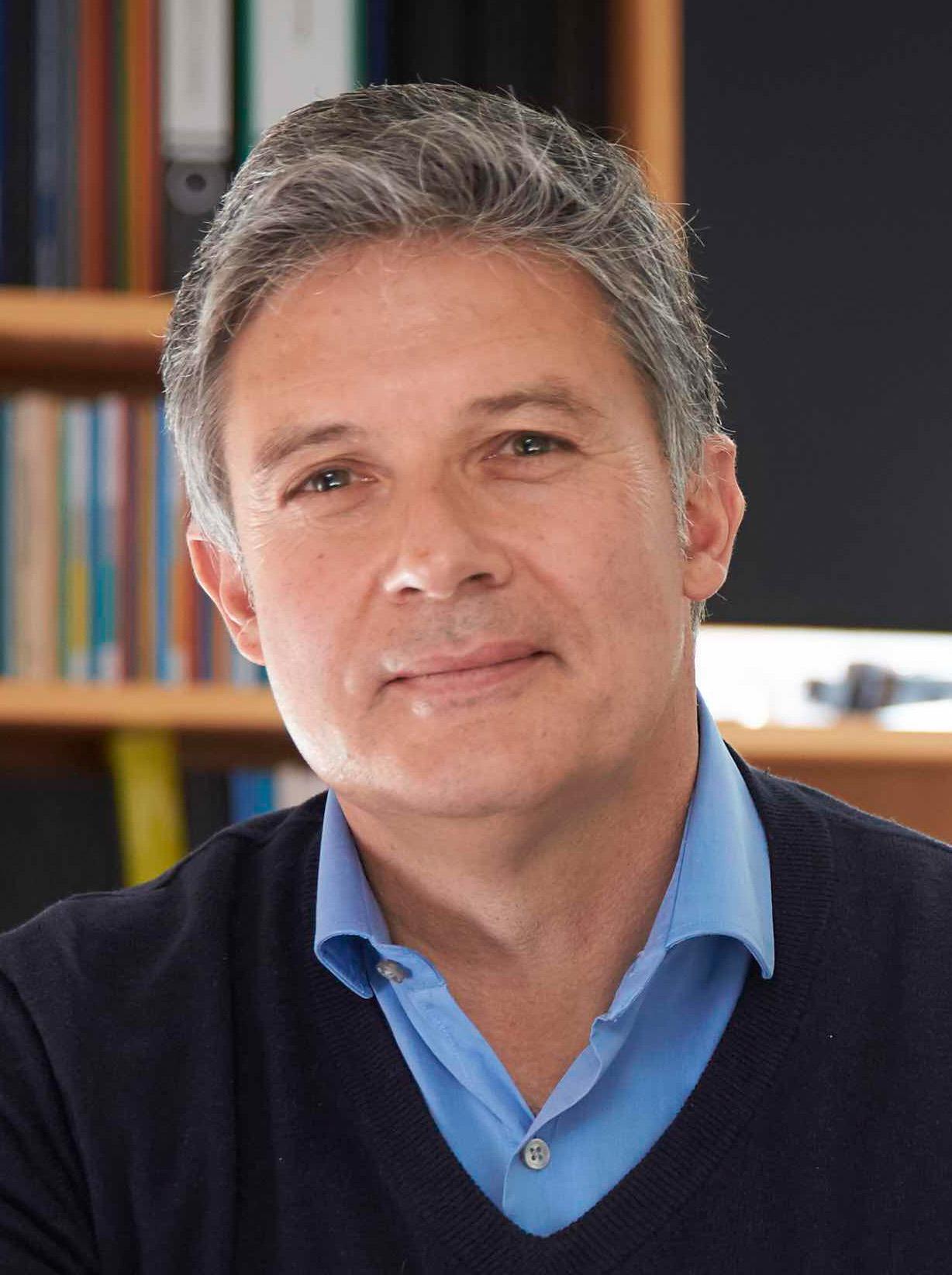 Prof. Dr. Eckhard Wolf
